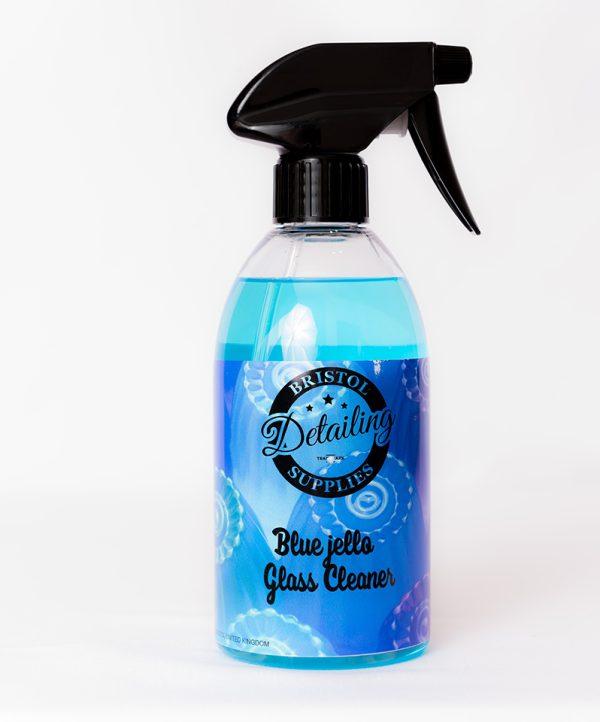 Blue-Jello-Glass-Cleaner-Bristol-Detailing-Supplies